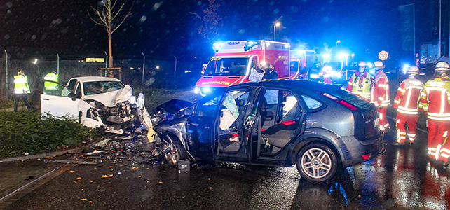 Tragischer Verkehrsunfall in Itzehoe