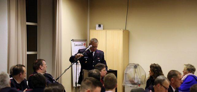 Jahreshauptversammlung der Freiwilligen Feuerwehr Itzehoe