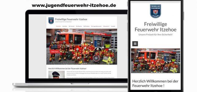 Neue Webseite – Feuerwehr-Itzehoe.de im neuen frischen Gewand